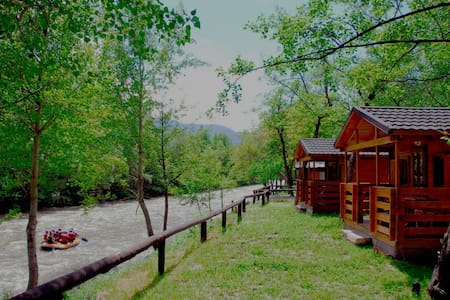 Camping Noguera Pallaresa - Bungalow