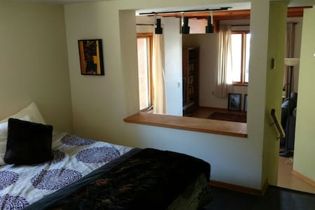 Private 1BR Retreat above Boulder - Boulder - House