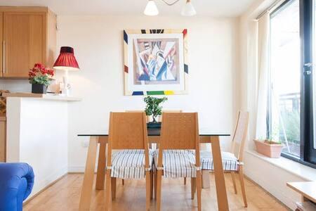 Central&modern ensuite double room - Dublin - Apartment