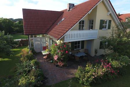 ❤️Liebevolle Landhausvilla im Naturpark Augsburg - Casa