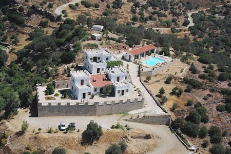 KASTRO VILLAS - Samos - Apartament