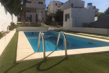 Part of a house with swimming pool, for 4 people - La Canyada - Bed & Breakfast