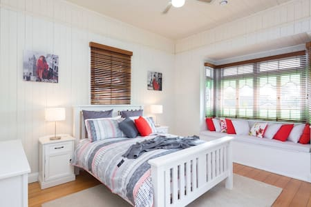 Charming Self-contained Queenslander Apartment - Coorparoo - Wohnung