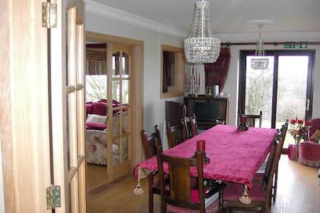 Hilltop Drumbo 8.5 miles from Belfast City Hall - Belfast - Apartamento