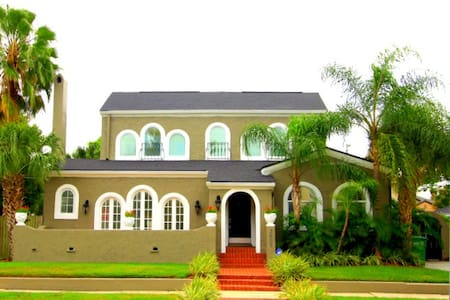 South Tampa's Palmira Estate