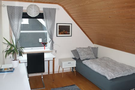 Room 2 in large family home - Nólsoy - House