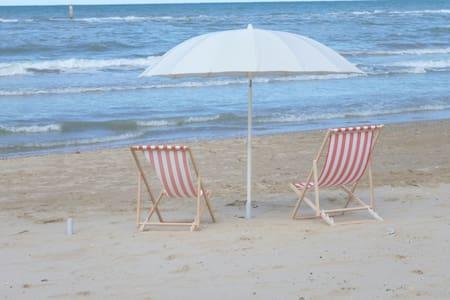casa con accesso diretto alla spiaggia - Lido Riccio