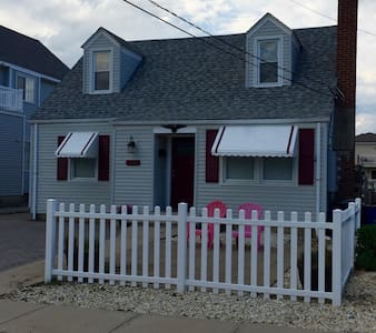 Apartment near beach with dock - Manasquan