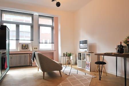 Appartement Art Déco - Uccle - Appartement