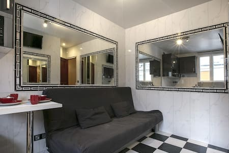 Modern Studio near the Eiffel Tower - Parijs - Appartement