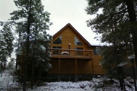 PERFECT FAMILY HOME IN THE ARIZONA MOUNTAINS - Navajo County - Xalet