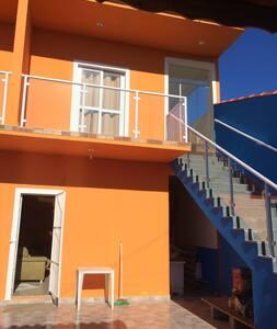 Pousada Praia Tranquila  recanto Ilha comprida-sp - Wohnung