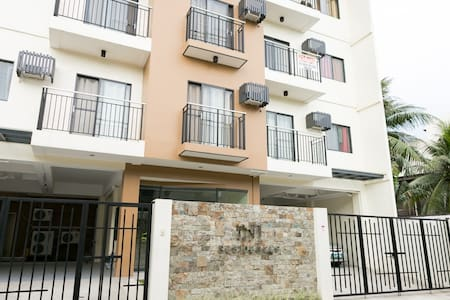A newly built apartment with security guard - Mandaue City - Wohnung
