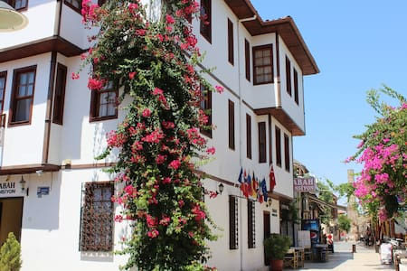 Basic Single Room in the Oldtown - Antalya
