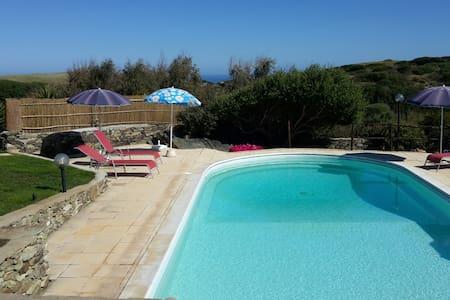 La Chintana B, villa con piscina - Adosado