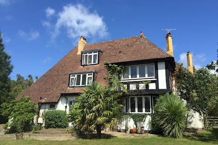 Lovely room in Sussex country home - West Sussex - Bed & Breakfast