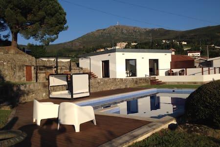 Loft ideal con piscina - Vila Nova da Cerveira  - Casa