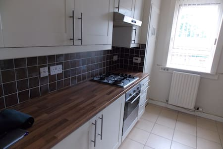 Cute 1 Bedroom flat Nr Glasgow Airport - Johnstone