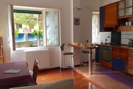 Charming central apartment!!! - Salerne - Appartement