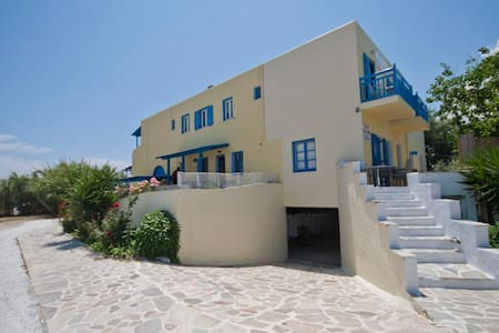 Agia Anna hotel, at the beach of Agia Anna Naxos - Other