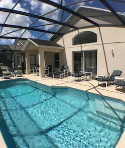 TOP CLASS 4 bedroom villa near Disney area - Haines City - Villa