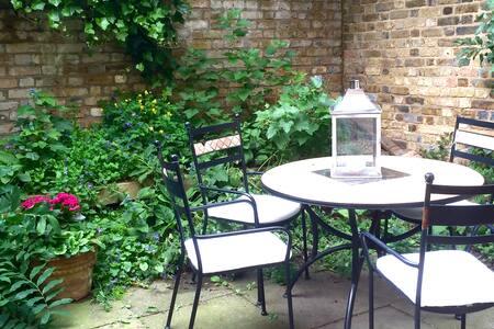 Garden Flat Chelsea Central London - London - Apartment
