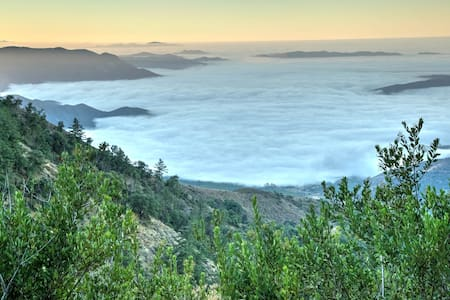 HSR Entire Ranch, sleeps 26 comfortably - Palomar Mountain - Rumah