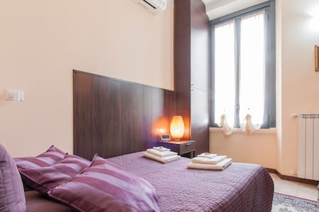 Double room with private bathroom - Milano - Apartment