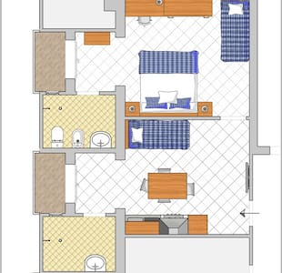 Bilocale in residence (106) - San Mauro A Mare - Apartment