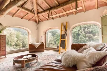 Oriente Occidente/private villa/jacuzzi/garden - Wohnung