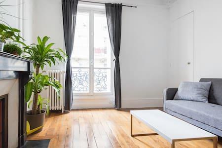 Nice bright 60m² very parisian flat