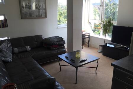 Spare bedroom for rent. Double bed - Apartment