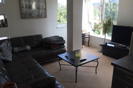 Spare bedroom for rent. Double bed - Appartamento