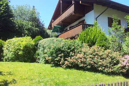 Holiday apartment with mountain view - Appartement