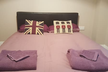 Double room with friendly hosts - Flat