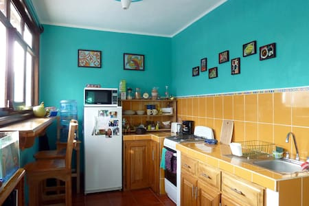 Bright and comfortable apartment in San Pedro La L - San Pedro La Laguna