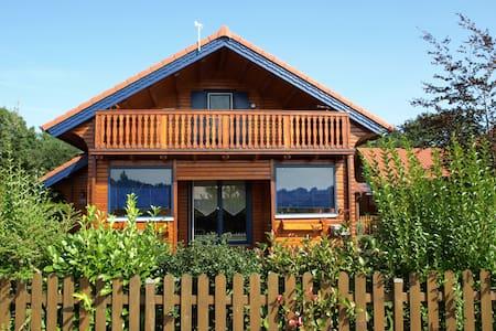 Ferienhaus Kleiner Seeräuber - Urlaub im Seepark - Walchum - Haus