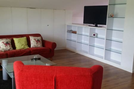 Apartamento privado en chalet - Appartement