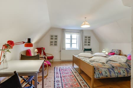 Fyn,double room No3, Gislev, Funen - Gislev - Bed & Breakfast