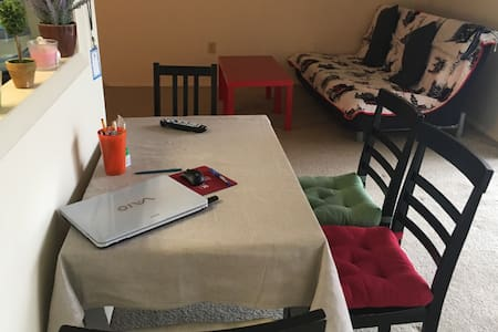 Up to 4 guests can be hosted.. - College Park - Wohnung