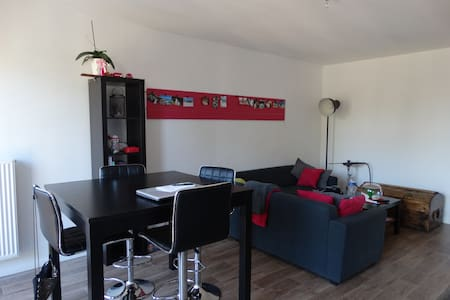Chambre lit 2 places - Apartament