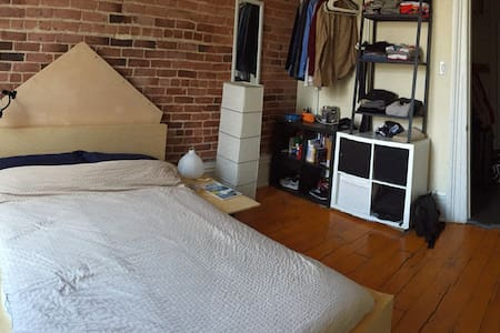 Room in a Duplex - Montréal - Apartment