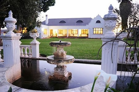 Luxury Accommodation on a Working Wine Farm - Robertson - Bed & Breakfast