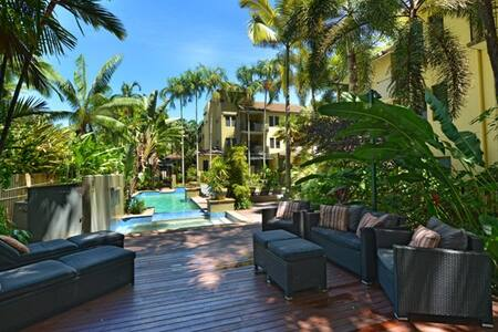 Reef Club 2 bed/1 bath - Port Douglas - Apartment