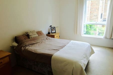 Large doubleroom central Twickenham - Appartement