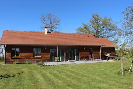 Maison en bois - Casa