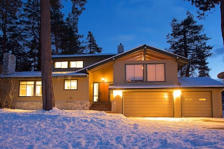 South Lake Tahoe Ski Resort Casino - House