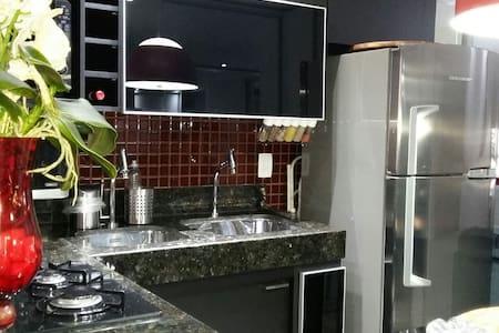 Apto Studio no Centro com Wi-fi - Belo Horizonte - Lägenhet
