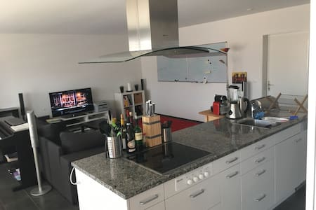 Modern apartment in Winterthur near Airport ZH - Apartamento