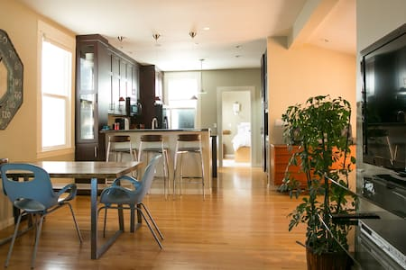 Remodeled Cottage in Bernal Heights